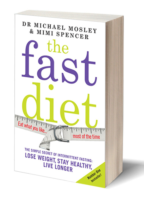 the fast diet di michael mosley